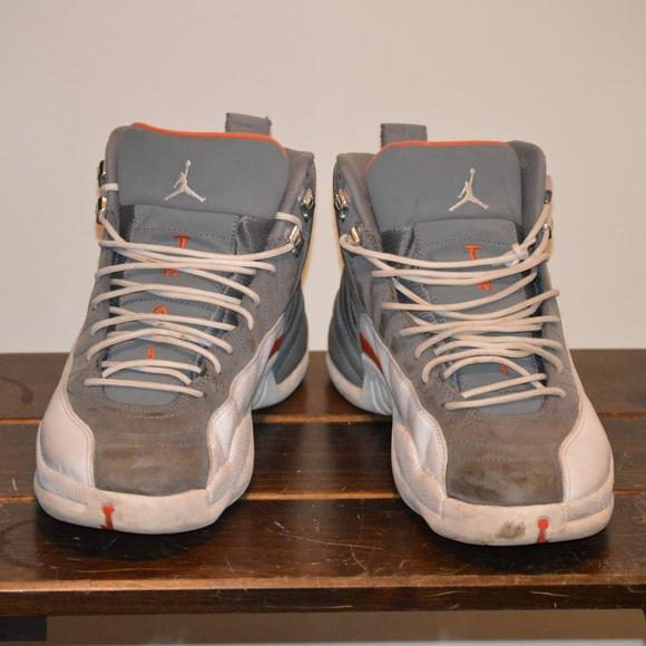 Jordan Shoes   219 12 Cool Grey   Poshmark